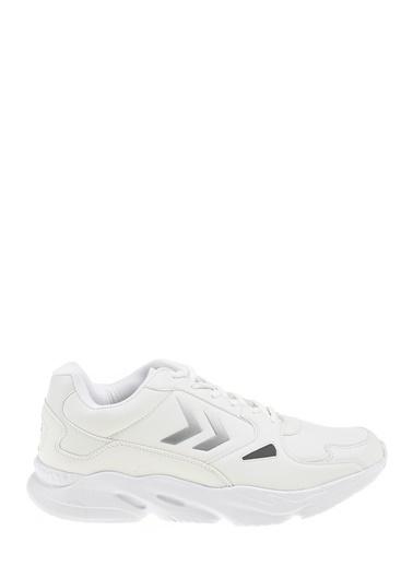 Hummel Unisex Agoptos Sneakers 206249-9001 Beyaz